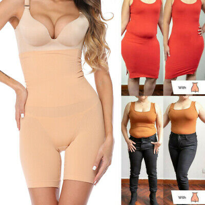 Shapermint Empetua All Day Every Day High-Waisted Shaper Tummy Control Pants Hot