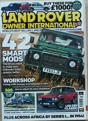 Land Rover Owner LRO # May 2015 - Oxford lanes - TDi valve clearance