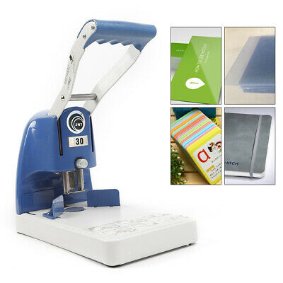 NEW Paper Punch Card Photo Paper PVC Cutter Tool R6 Rounder Round Corner Tool AU