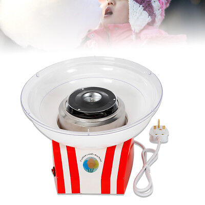Cotton Sugar Candy Maker Candy Floss Making Machine Home DIY Party Gift Sweet