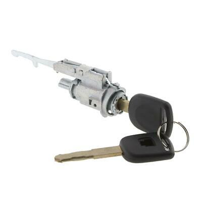 Ignition Switch Cylinder Lock Fits For Honda & Acura Fit 2002 - 2014 W/ 2 Keys