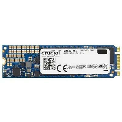 Crucial Mx500 Ct500Mx500Ssd4 500 Gb 3D Nand Sata M.2 Type 2280Ss Internal Ssd Ct