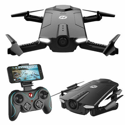 Holy Stone HS160 FPV Drone With 720P HD Wifi Camera Foldable 2.4G RC Quadcopter
