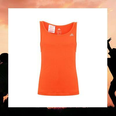 Adidas Performance Youth Girls Teens Climacool Coral Tank Vest Top D89169