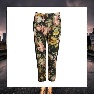 PUMA x HOUSE OF HACKNEY LUXURY FLORAL JOGGERS TRACKSUIT BOTTOMS 568072-01