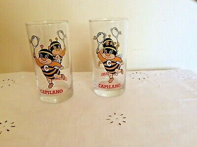 Capilano, Honey Bee, Glasses