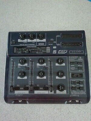 Behringer BCA2000 USB Audio/Midi Interface (ADAT) - Low Start. No Reserve.