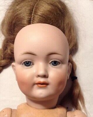"""Adorable! Antique 13"""" KLEY & HAHN 549 Child Doll ... As Found ~"""