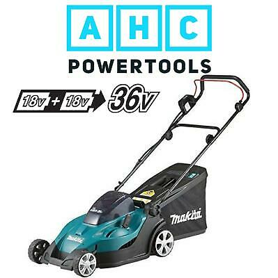 Makita DLM431Z Twin 18v LXT Cordless 36v Lawn Mower 430mm - Body Only