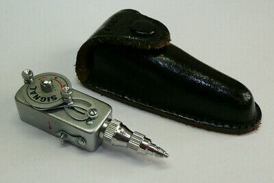 Vintage Photopia Mechanical Self Timer Shutter Release with Case - Serviced