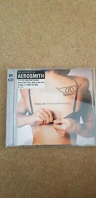 * The very best of Aerosmith - Young Lust: The Anthology CD *