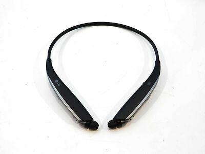 LG TONE ULTRA HBS-820 Wireless In-Ear Behind-the-Neck Headphones - Black