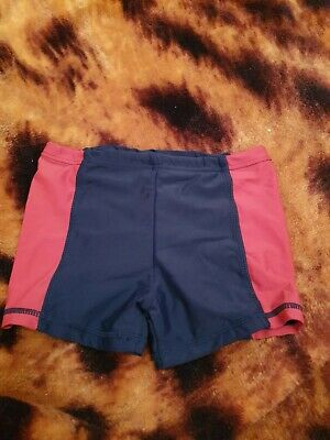 Lovely Boys Matalan Swimming Shorts Age 4-5 Years