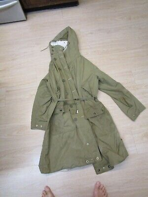 Original U.S. Army WWII Korean War  Reversible Parka