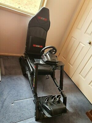 Next level Racing Simulator Cockpit Wheel Stand witj Logitech G29 for xbox one