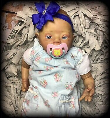 reborn baby dolls, Pebbles By Lilianne Breedveld, custom order Only
