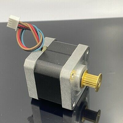 NEMA17 1.8 Degree 42MM 2-phase 4-wire Stepper Stepping Motor Synchronous Pulley