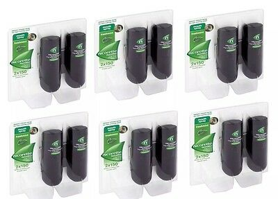 6 Packs of Nicorette QuickMist 1mg Mouthspray Freshmint 2 x150 Spray Exp 07/2021