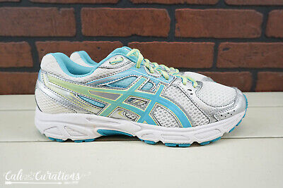 VGC! ASICS GEL CONTEND 2 Womens Size 7.5 Running Shoes White
