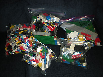 LEGOs by the Pound   Bulk LOT of Parts & Pieces Clean GENUINE LEGO