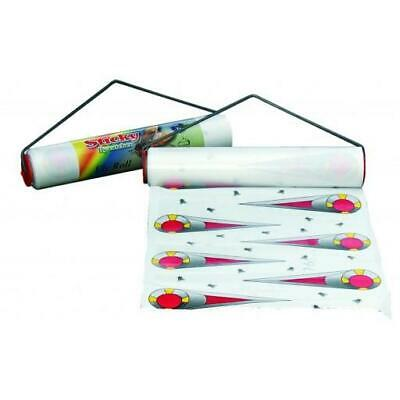 Bande attrape-mouches collante Sticky de 9 m x 30 cm