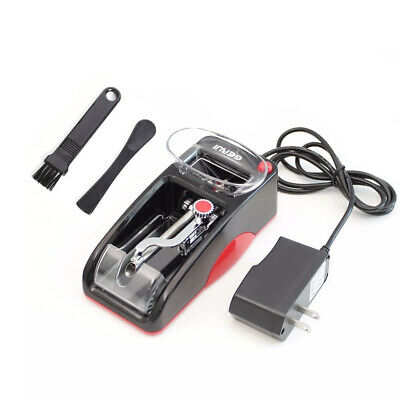 Electric Easy Automatic Cigarette Injector Machine Tobacco Maker Roller US plug