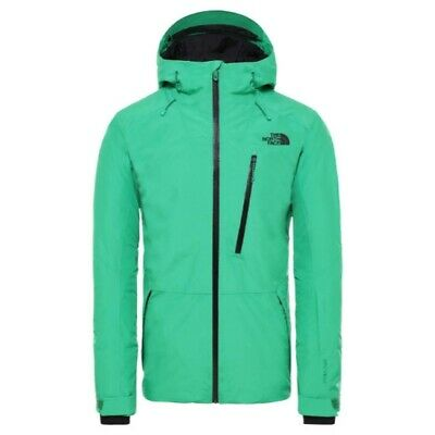 The North Face Descendit Jacket Spectral Green NF0A3LZLN7Q1/ Ropa Nieve Hombre
