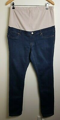 JEANSWEST Maternity Skinny Jeans Size 14 EUC Slight Flaw PLEASE SEE PICS