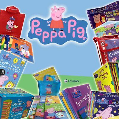 Peppa Pig Amazing Collections Including Peppa Pig Favourite Stories, Bedtime...