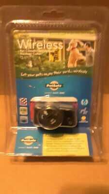 PetSafe PIF-275-19 Wireless Fence Dog Collar, New in box