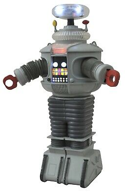 Diamond Select Toys Lost in Space Electronic B9 Robot MIB! Free Shipping!