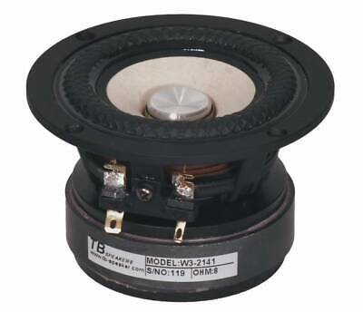 "Tang Band W3-2141 3"" Paper Cone Full Range Driver 8 Ohm"