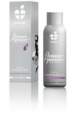 Flower Power Spiritual Massage Oil 50ml