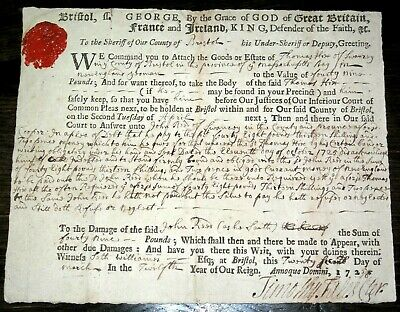 1725 COLONIAL Massachusetts BRISTOL Hix SWANSEA Reed FALES Williams FAMILY Hunt
