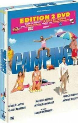 CAMPING ; Franck Dubosc , claude brasseur - COLLECTOR 2 DVD NEUF SOUS BLISTER