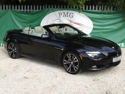 Bmw 6 Series 635D Sport Convertible 3.0 Automatic