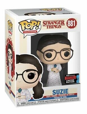 PREORDER Funko Pop! Television Stranger Things Shared NYCC Exclusive SUZIE