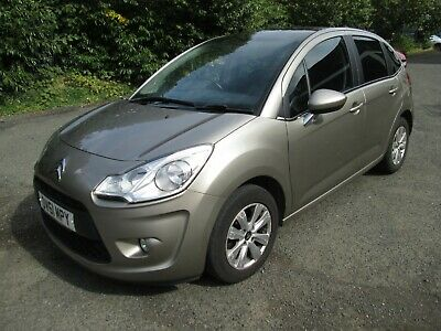 2011 Citroen C3 Vtr+ Hdi F/S/H A/C Full Mot Must Be Seen 1 Pre Owner £20 Tax
