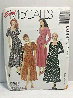 Lot 9 Vintage UNCUT sewing patterns Womens dress skirt top pant shorts 8-10-12