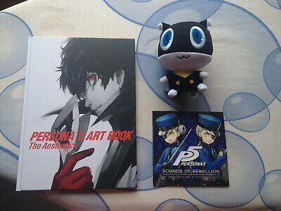 Persona 5 Collector Take your heart edition premium PS4 PC Xbox  Artbook + OST +