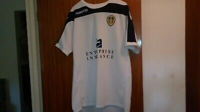 Replica Leeds United Shirt XL Macron