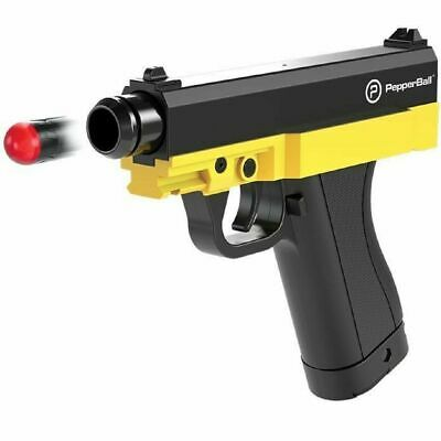 PepperBall Tactical Compact Pistol (TCP) Self Defense Kit + Live Rounds & CO2