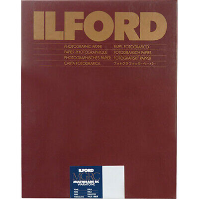 ILFORD MGRC 8x10in. Photographic Paper