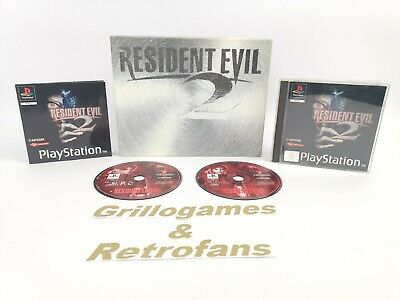 """Sony Playstation 1 Spiel """" Resident Evil 2 Special Edition """" 