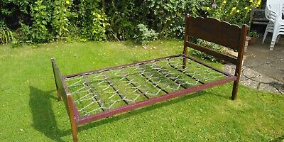 Vintage vono metal bed