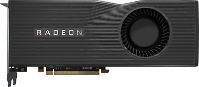 XFX - AMD Radeon RX 5700 XT 8GB GDDR6 PCI Express 4.0 Graphics Card - Black