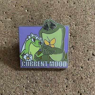 Authentic Disney Parks Princess & The Frog Current Mood Mystery Series 2019 Pin