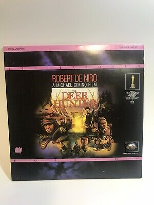 The Deer Hunter Laserdisc