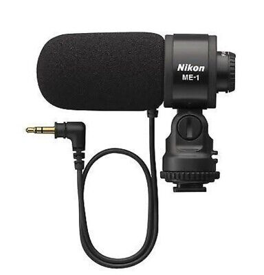 Nikon ME-1Stereo Microphone ( Excellent Condition )