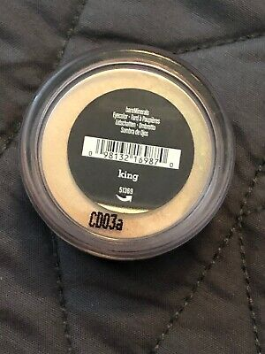 Bare Escentuals BareMinerals KING Eye Wet Dry Pigment Shadow Liner Full Size
